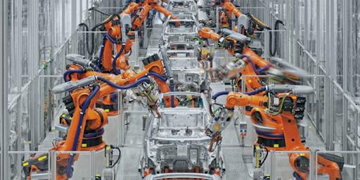 تاریخچه اتوماسیون صنعتی