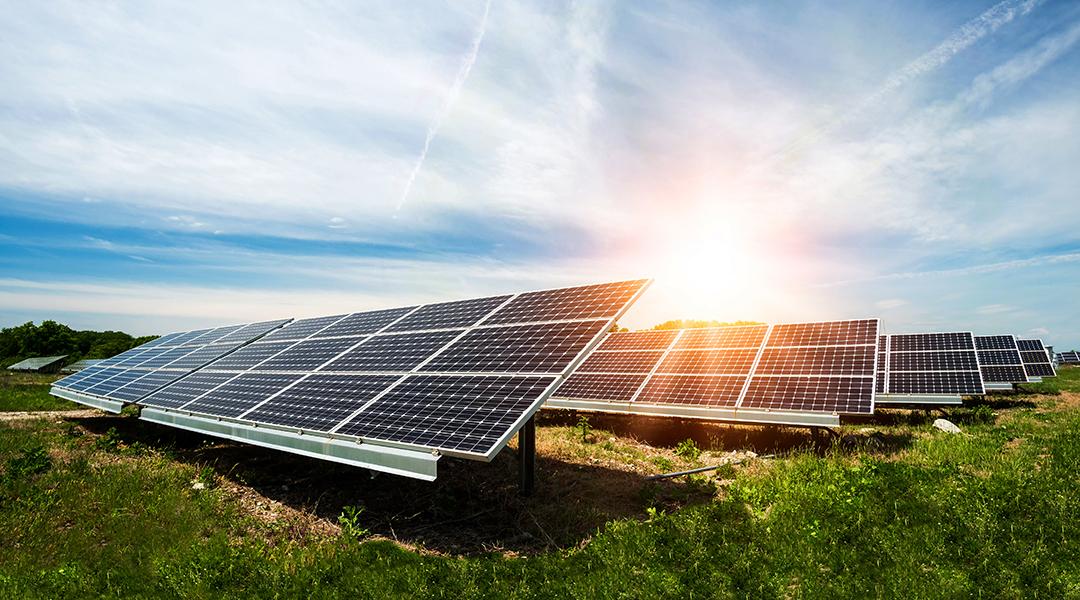 در مورد مزارع خورشیدی چطور؟